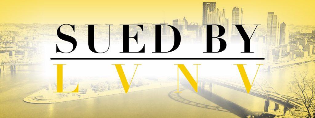 Sued by LVNV