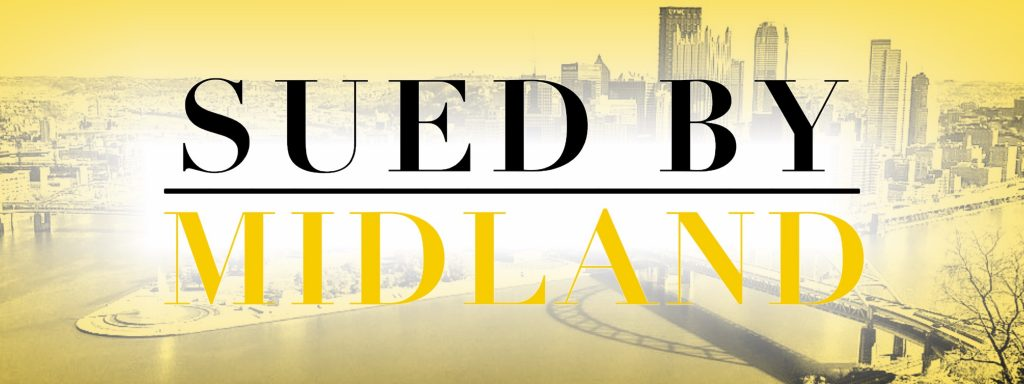 Sued by Midland